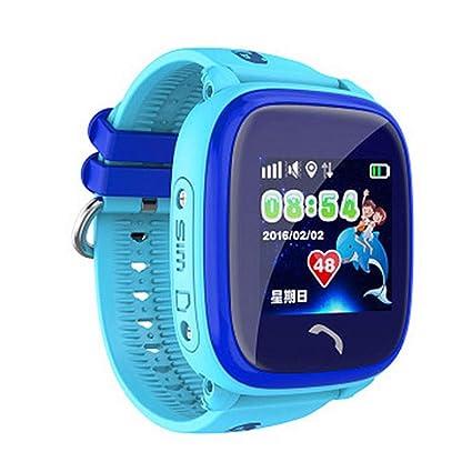 Hxfbyqrjh DF25 IP67 A Prueba De Agua para Niños Swim Phone Reloj ...