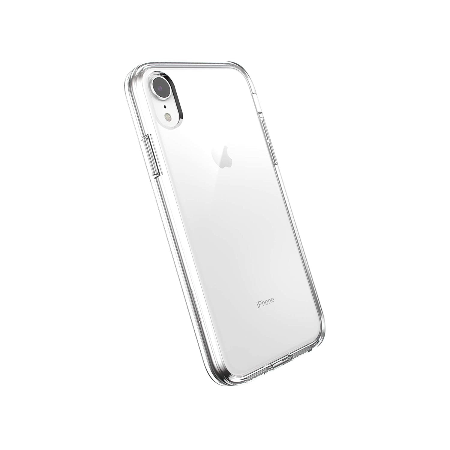 AmazonBasics Slim Case for iPhone XR, Clear