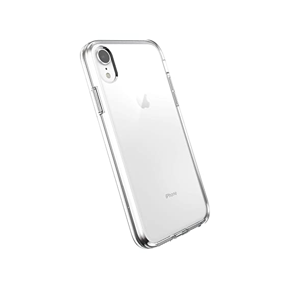 3edecf2dcd9 Image Unavailable. Image not available for. Color  AmazonBasics Slim Case  for iPhone XR
