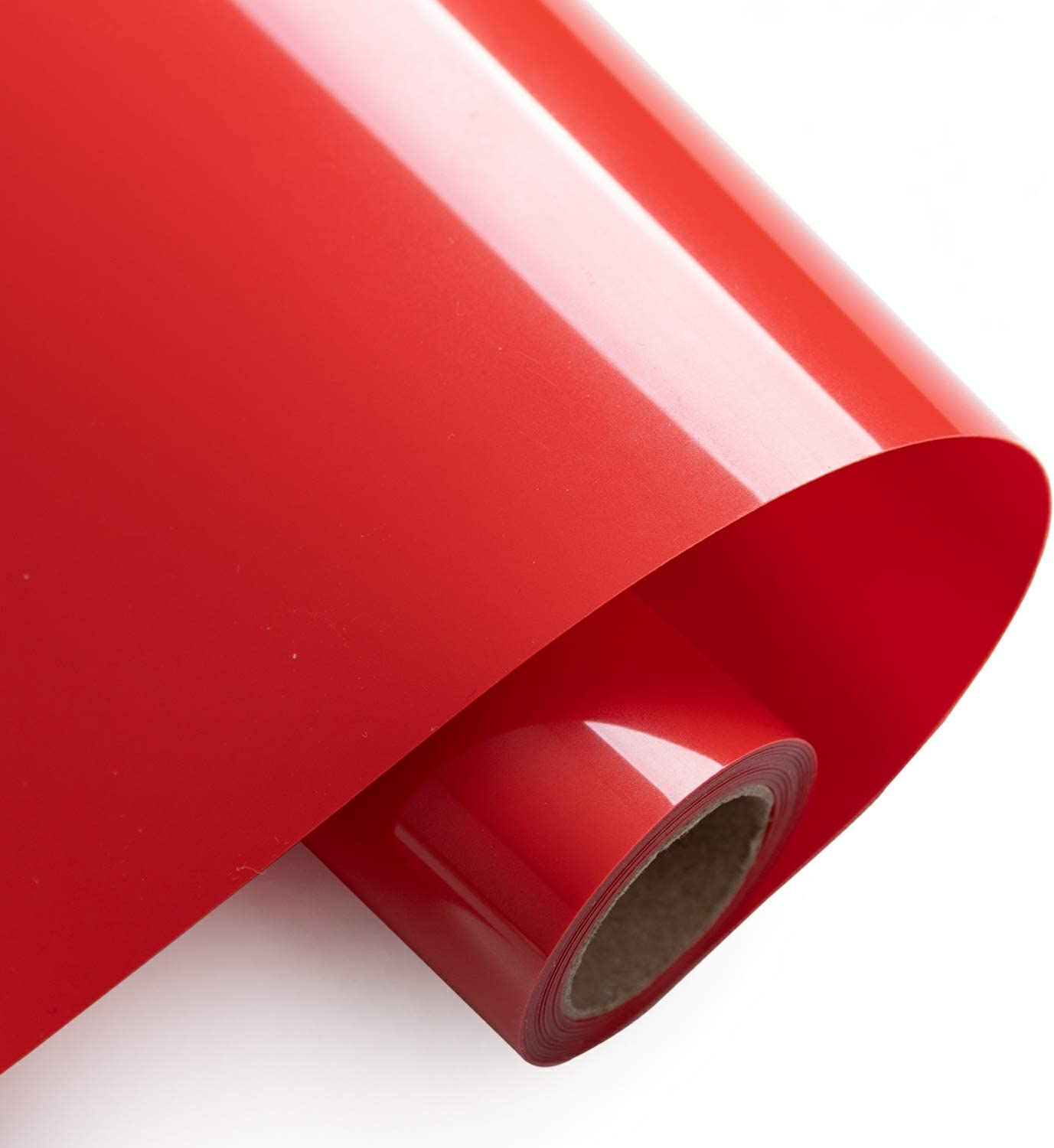 Easy to Cut /& Weed Iron on Vinyl for Clothes Red HTV Heat Transfer Vinyl Roll Red 12 x 12ft Red HTV Vinyl for Shirts