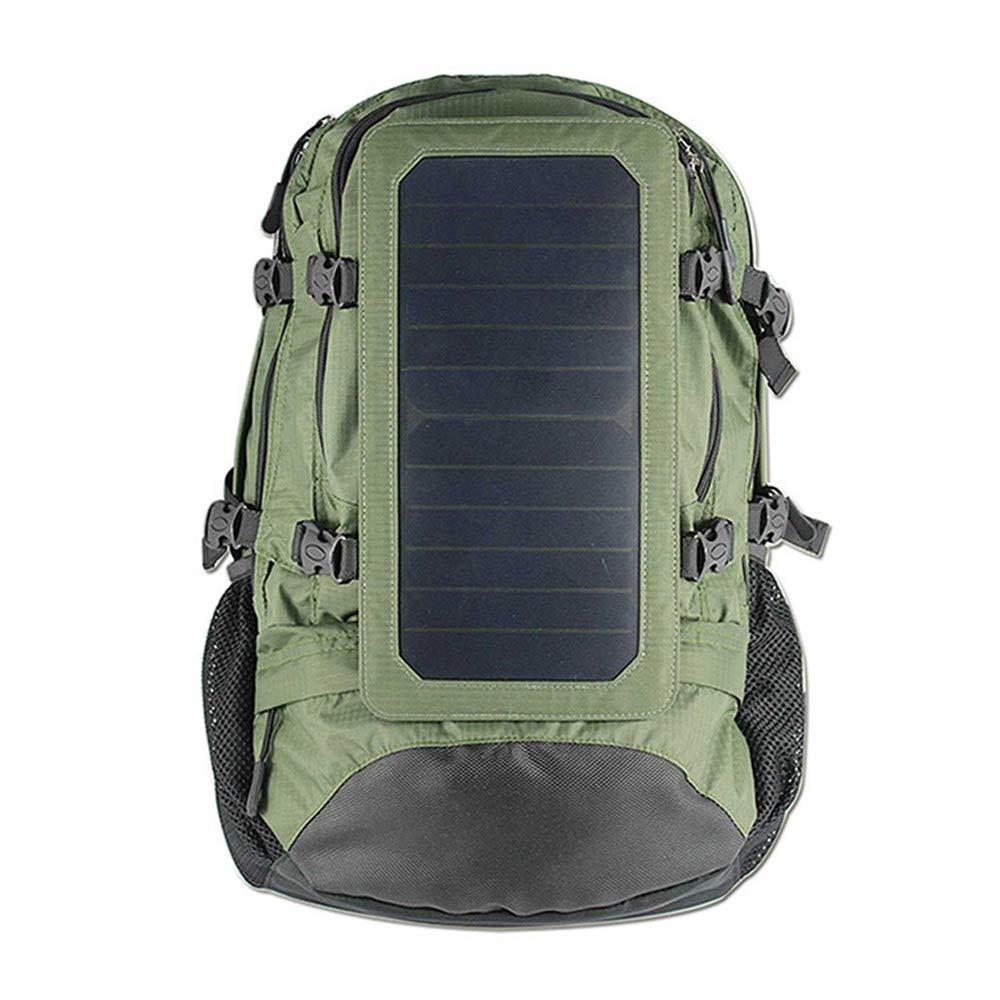 スマート携帯電話やタブレット用のソーラーパネル充電器付き盗難防止高速充電キャンプ、太陽光発電バックパック、ハイキングデイパック   B07RC4W1S7