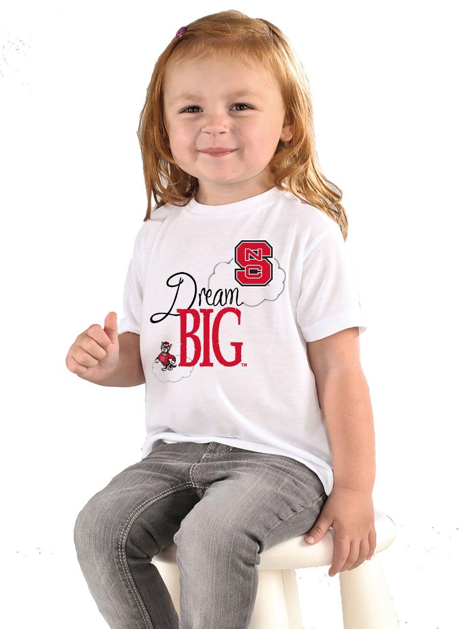 お手頃価格 North Carolina State North Wolfpack dream bigベビー B073RYY1R6/幼児用Tシャツ 18 18 months B073RYY1R6, ナグリムラ:28282734 --- a0267596.xsph.ru