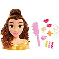 Disney Princess Basic Belle Styling Head For Girls