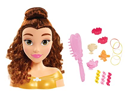 Disney Princess Basic Belle Styling Head