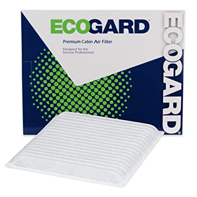 Ecogard XC25876 Premium Cabin Air Filter Fits Ford Edge Lincoln MKX 2008-2015, MKZ 2008-2009, MKS 2009 | Mazda CX-9 2007-2015: Automotive