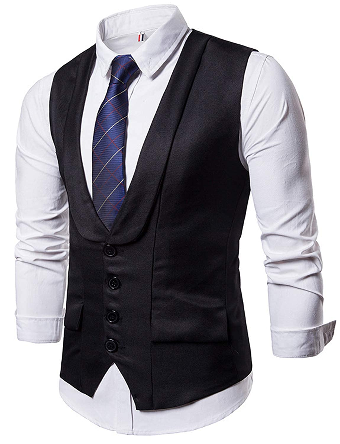 Christmas Party Suit Men.Dgmjdfkdrfu Men Formal Suit Waistcoat Wedding Vest For