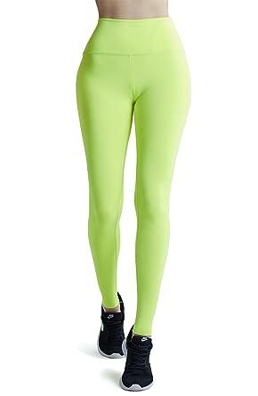Wirezoll Taille Haute Leggings pour Les Femmes avec Poches f650db7bd9d