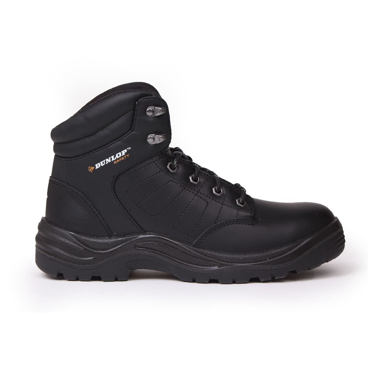 Dunlop Mens Dakota Safety Boots Lace up Steel Shoes
