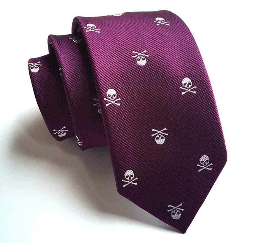 Littlefairy Hombre Designer Corbata,Lazo de 6cm Slim versión ...