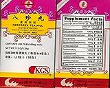RESTOREX TEA PILL (BA ZHEN WAN) 160mg X 200 pills per bottle For Sale