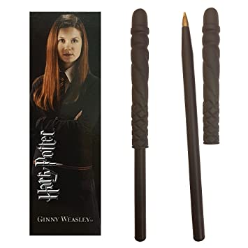 Wand Len amazon com harry potter ginny wand pen and bookmark toys