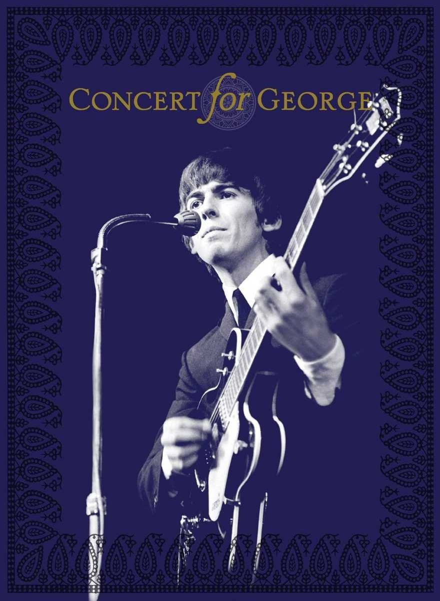 Concert For George [2 CD/2 Blu-ray]