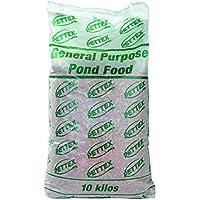 PETTEX Complete General Mixed Pond Sticks Fish Food
