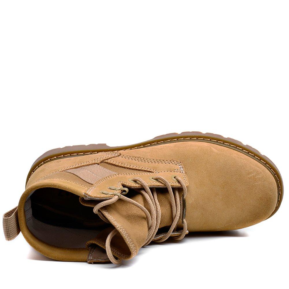 Insun Unisex Erwachsene Stiefel Stiefelschuhe Schnürhalb Schuhe Winterstiefel Winterstiefel Winterstiefel für Herren Damen 17ab92