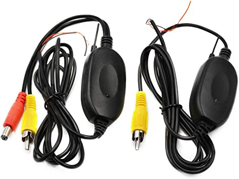 Ezonetronics 2 4ghz Wireless Kit Auto Rca Video Sender Elektronik