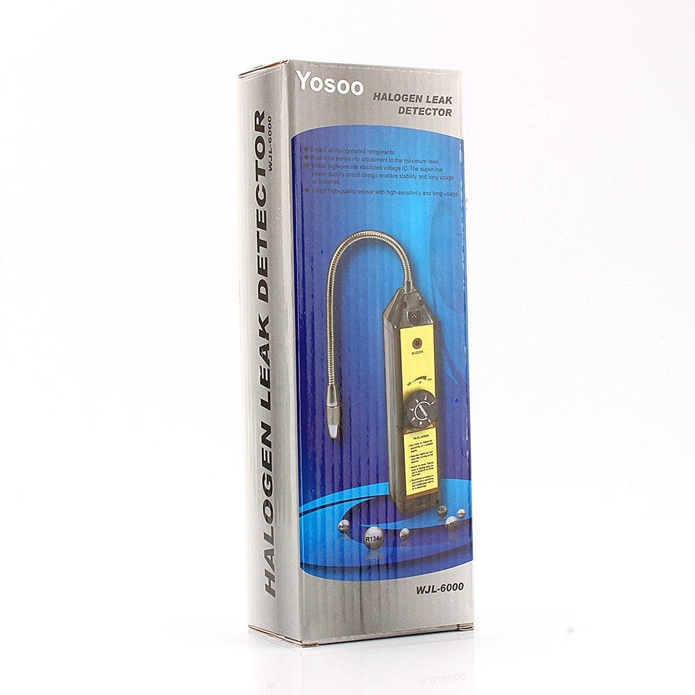 Yosoo Refrigerant Halogen Freon CFC HFC Leak Detector R134a R410a R22a by Yosoo (Image #5)