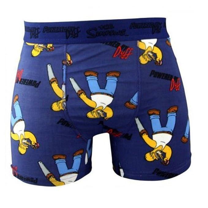 Générique Boxer Homer Simpson Duff The Simpsonshttps://amzn.to/2EGwURd