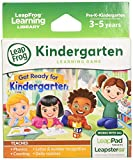 leappad software - LeapFrog Learning Game: Get Ready for Kindergarten (for LeapPad Ultra, LeapPad1, LeapPad2, Leapster Explorer, LeapsterGS Explorer)
