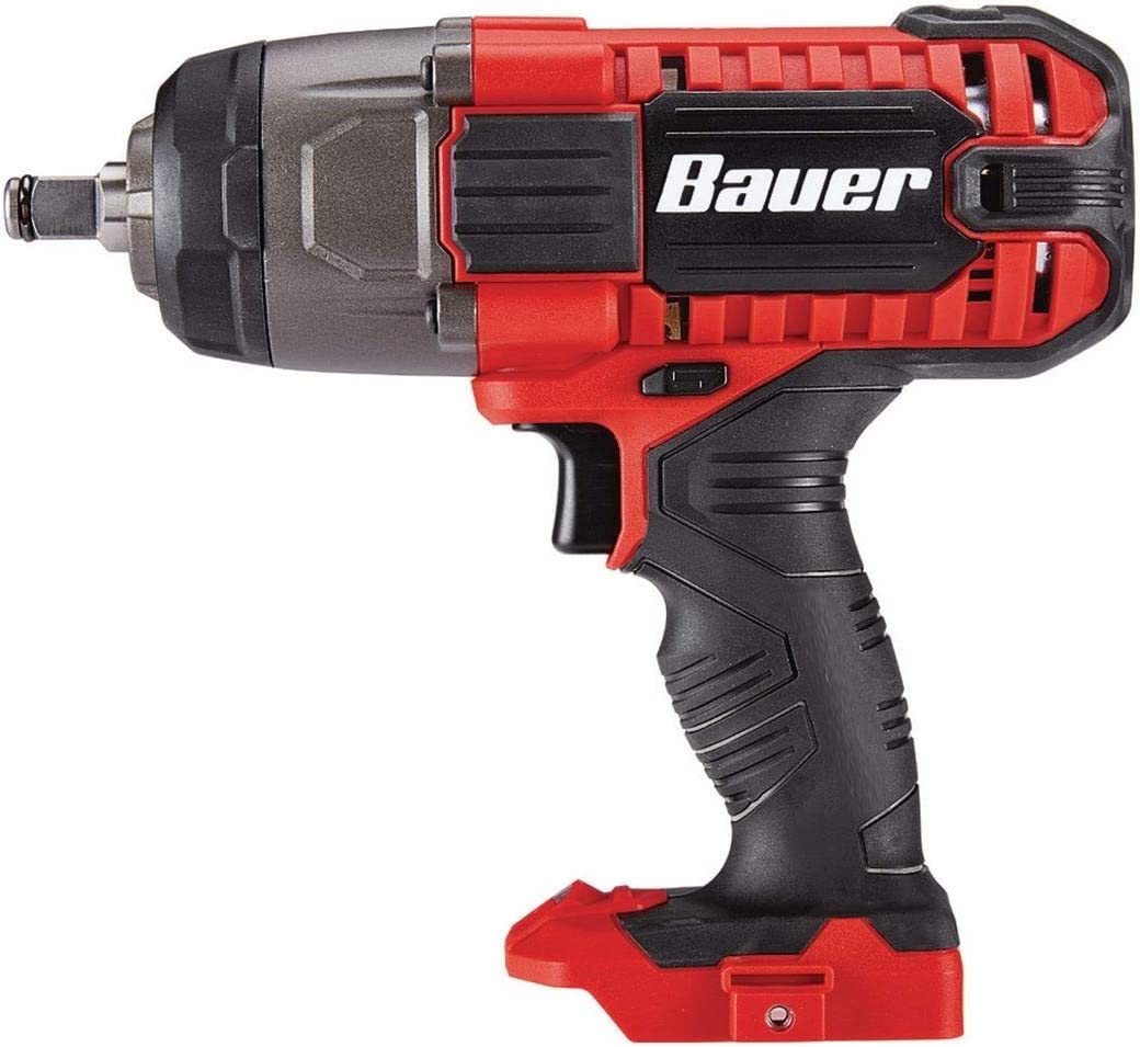 Bauer 1/2 impact wrench reviewing with customer and own experience