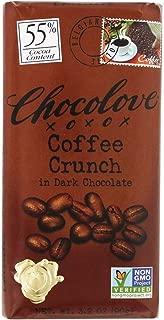 product image for Chocolove Dark Chocolate Bar Coffee Crunch - 3.2 oz