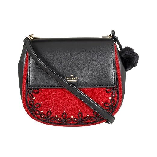 f1ee7619d623 Amazon.com: Kate Spade Byrne Street Birdie Ladies Small Leather ...