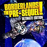 Borderlands: The Pre-Sequel Ultimate Edition - PS3 [Digital Code]