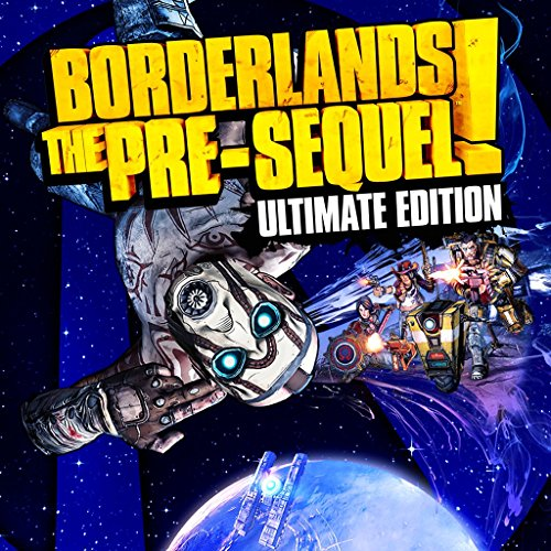 Borderlands: The Pre-Sequel Ultimate Edition - PS3 [Digital Code] by 2K Games