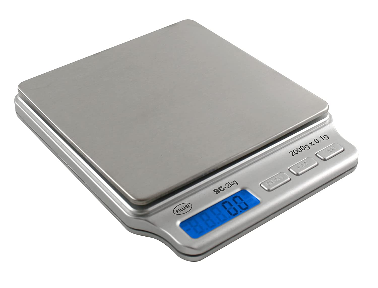 3017acaa8787 American Weigh Scales AMW-SC-501 Digital Pocket Scale, 500 by 0.01 G