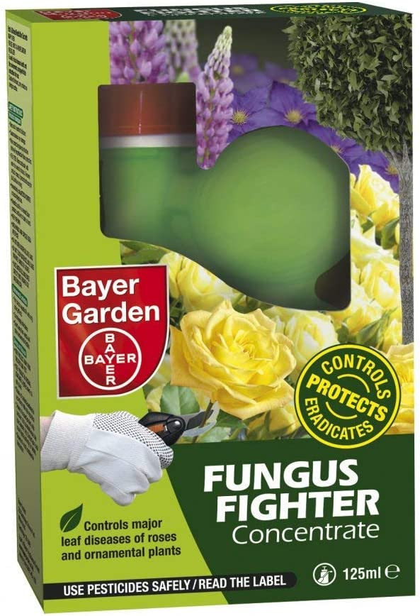 Bayer Garden – Concentrado hongos Fighter, 125 ml