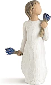 Willow Tree Lavender Grace, Sculpted Hand-Painted Figure
