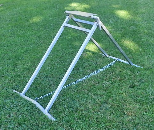 Affordable Agility Competition Seesaw Base by Affordable Agility