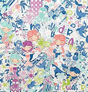 9f2e8f5ccf29 Oceans of Fun Set - Matching Die Cuts   Paper Kit by Miss Kate Cuttables -