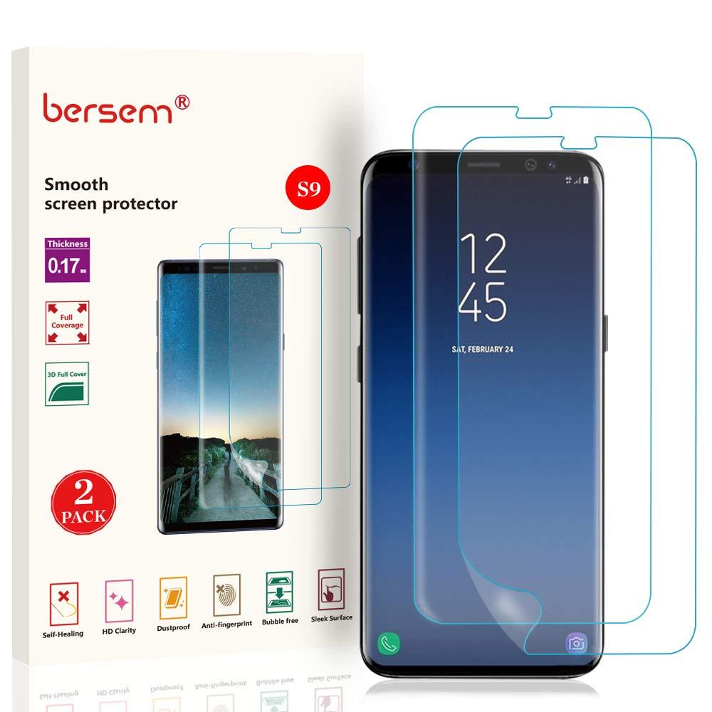 Film Para Samsung S9 [2 Un.] BERSEM