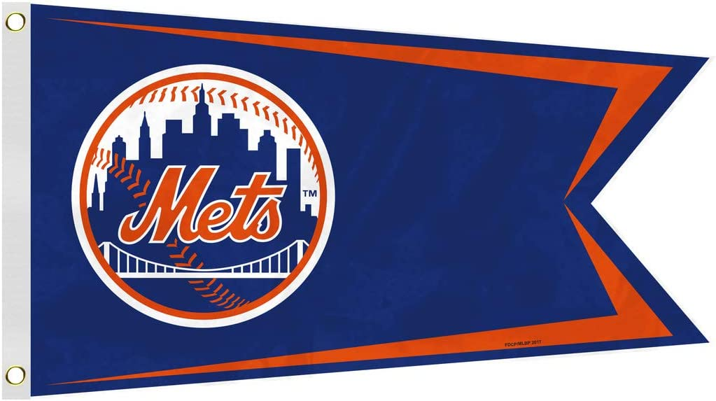 New York Mets Flag NY 3x5 Banner