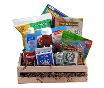 Amazon.com : Taylor Made For You Diabetic Get Well Gift Basket ...