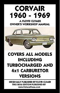 corvair owneru0027s workshop manual