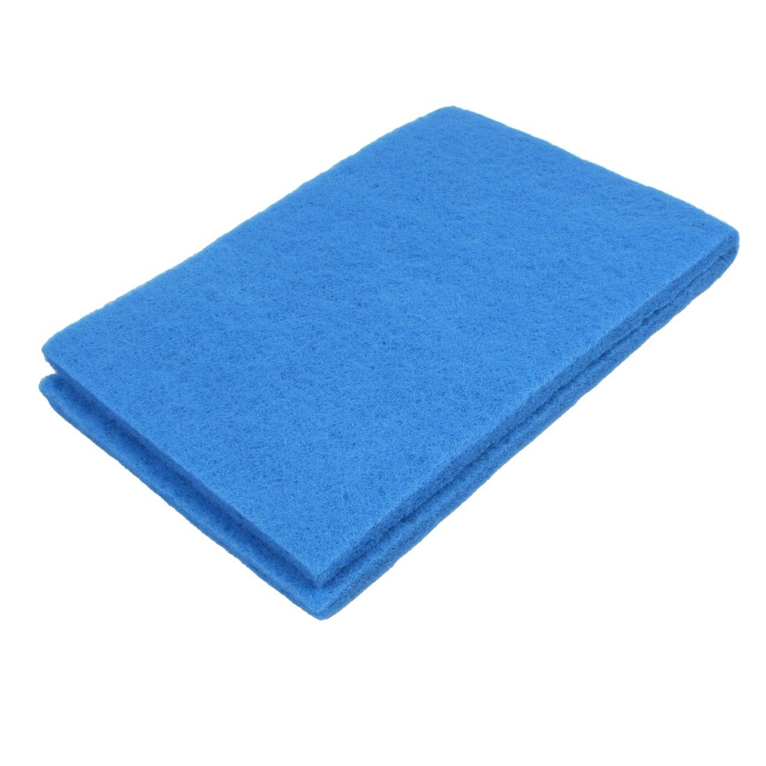 uxcell Fish Tank Blue Biochemical Filter Fiber Cotton Sponge 34.6 Long a13041500ux0679