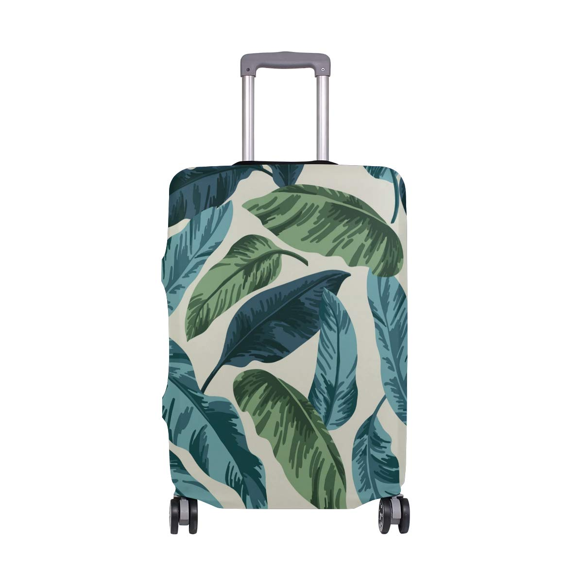 stylish small fresh waterproof personality universal wheel student business boarding suitcase 2 c scratch-resistant wear-resistant texture TSA customs lock PC MING REN Luggage Sets Trolley case