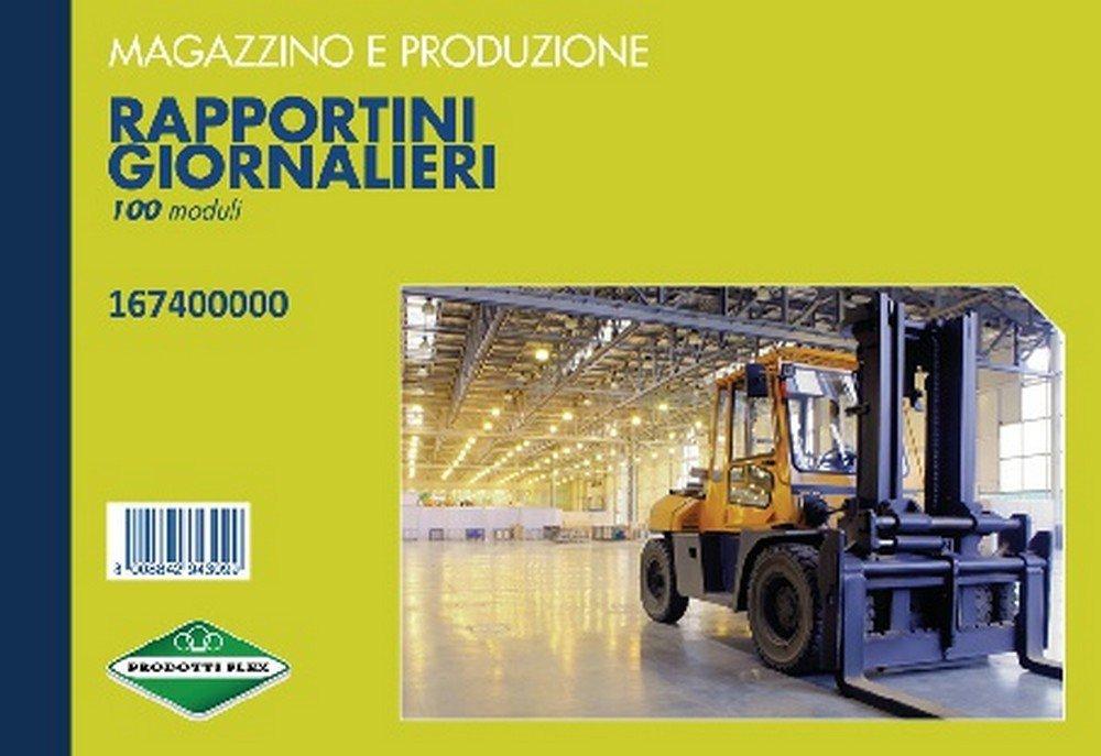 FLEX 167400000 BLOCCO RAPPORTINO DI LAVORO 23X15 100 FG conf. da 5 pz.