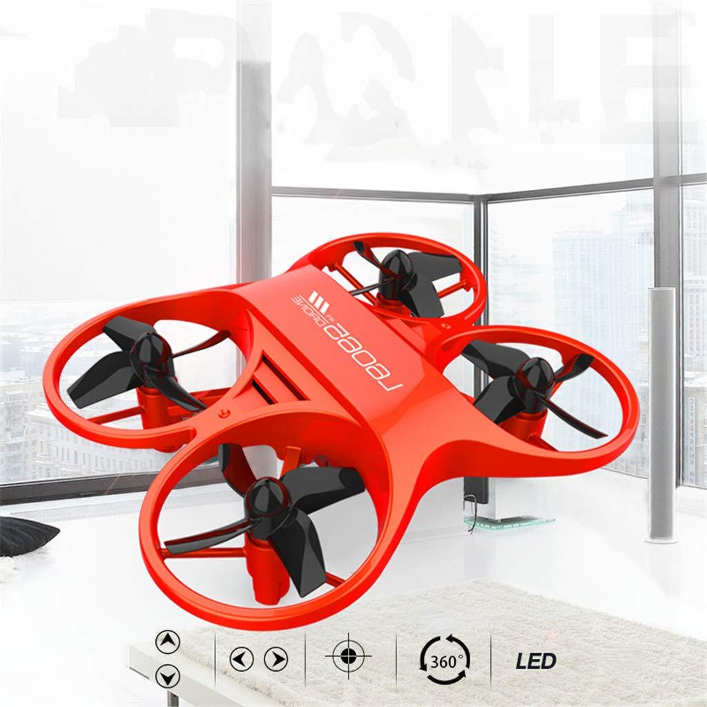 TwoCC Mini Drone,L6065 Estuche de Carga Mini-Uav Cuatro Ejes ...