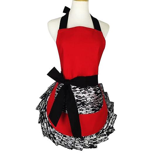 TLY - Corbata para Mujer, Talla Grande, Retro, Retro, con Dos ...