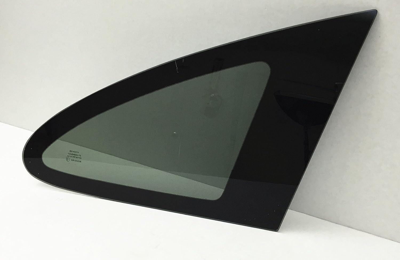 For 2007-2011 Honda CR-V 4 Door SUV Rear Door Window Glass Driver//Left Side