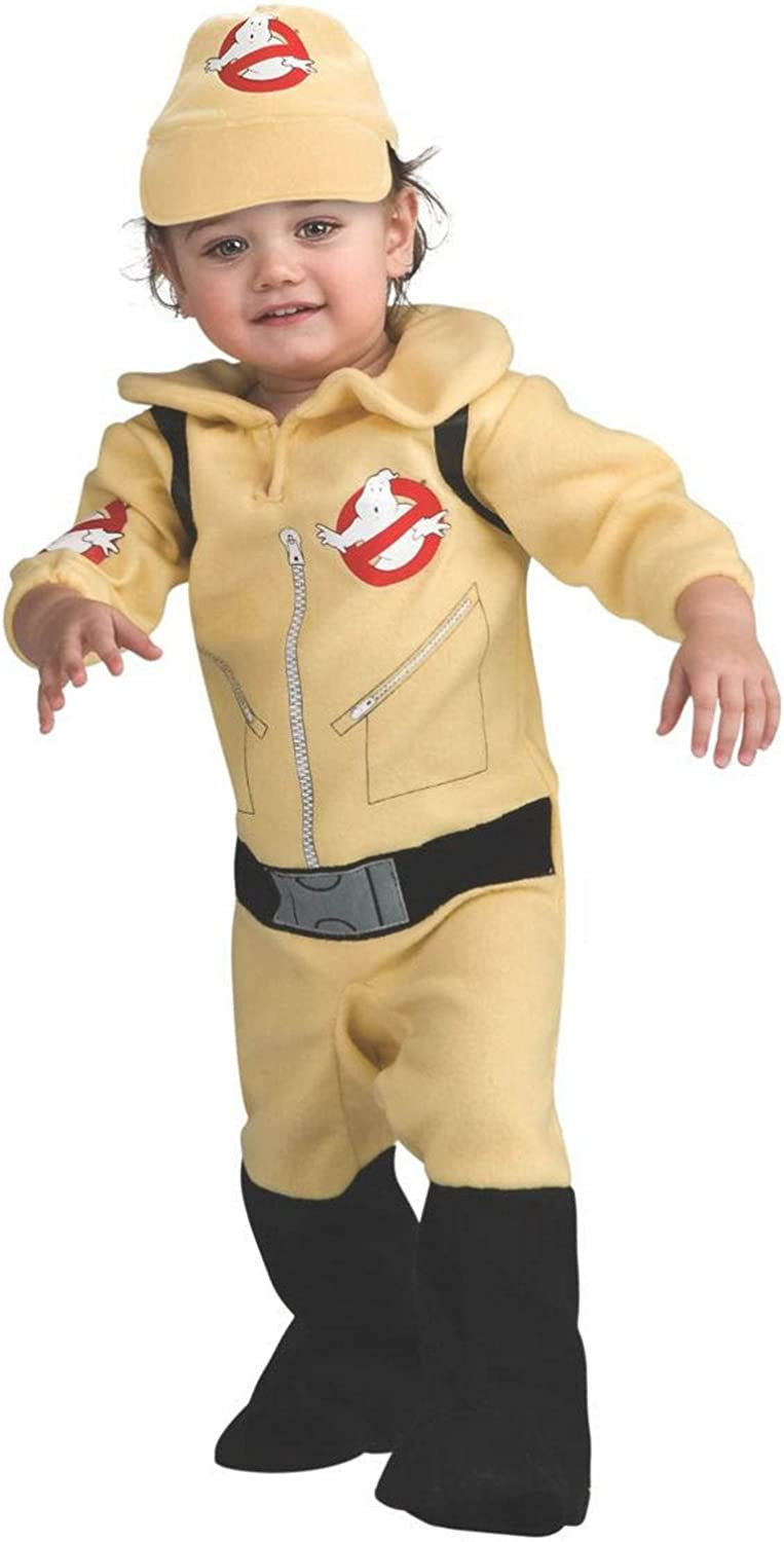 Baby Romper Suit PLUS a Baby Bib GHOSTBUSTERS I Aint Afraid Of No Ghosts