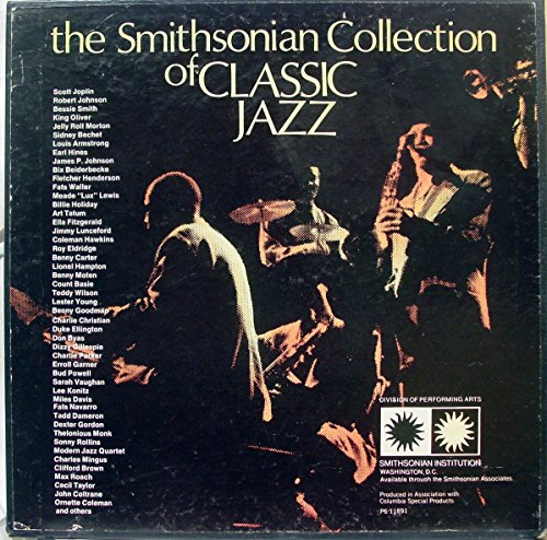 Smithsonian Collection of Classic Jazz by Smithsonian P6 11891 (Image #1)