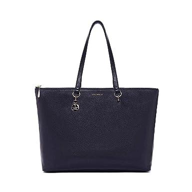 6cb362a88ff65 Coccinelle Tasche Damen Tragetasche Blau - E1DS5110101B11  Amazon.de ...