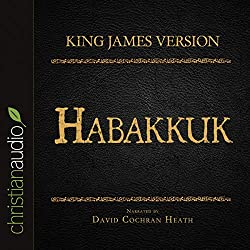 Holy Bible in Audio - King James Version: Habakkuk
