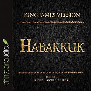 Holy Bible in Audio - King James Version: Habakkuk Audiobook