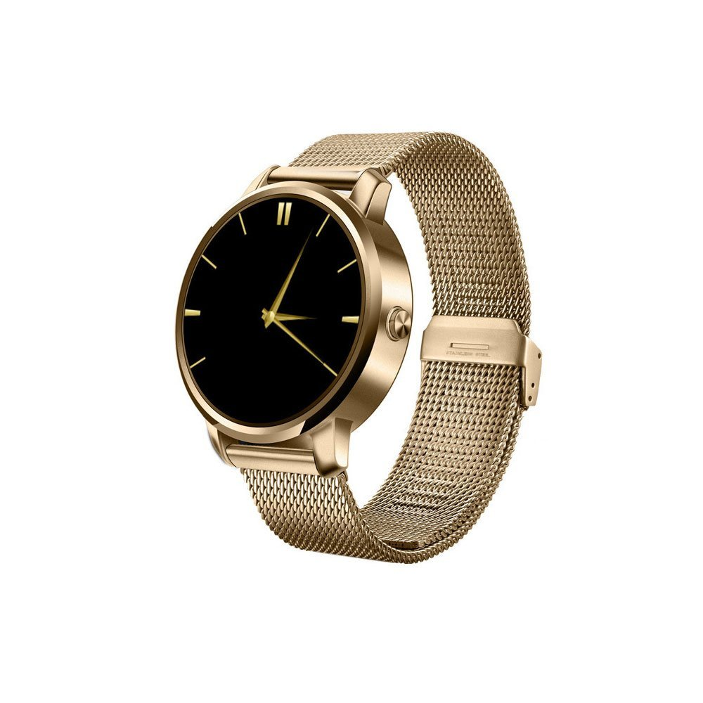 Rasse V360 Bluetooth Smart reloj hombres mujeres moda Ronda ...