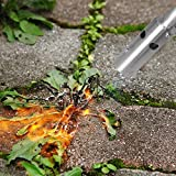 """BLUEFIRE 32"""" Long Propane Weed Torch Trigger Start"""