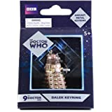 Doctor Who (Dalek) keyring quality brand new officially licensed fun novelty gift